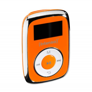 Intenso MP3 predvajalnik Music Mover - oranžen