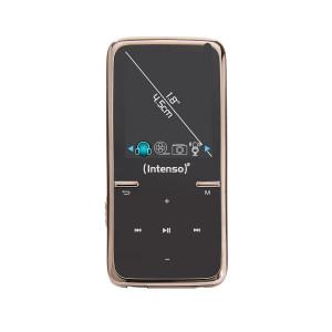 Intenso MP3 predvajalnik Video Scooter - črn