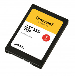 "Intenso Top 1TB SSD 3D NAND 2,5"" SATA 3"