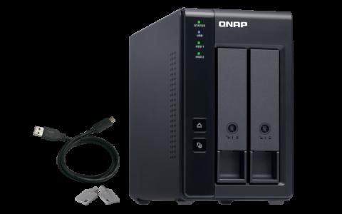 QNAP USB razširitvena enota TR-002