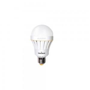 Tecnoware LED Aladino sijalka z baterijo, 10W E27 4000K naravno bela