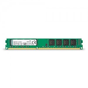 Kingston 8GB 1600 MHz DDR3L Non-ECC CL11 DIMM 1.35 V, 240-Pin, Green