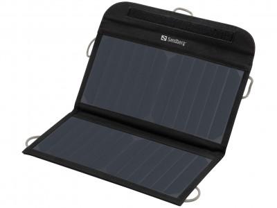 Sandberg solarni polnilnik 13W 2xUSB