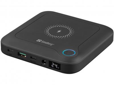 Sandberg All-in1 Laptop Powerbank 24000 prenosna baterija