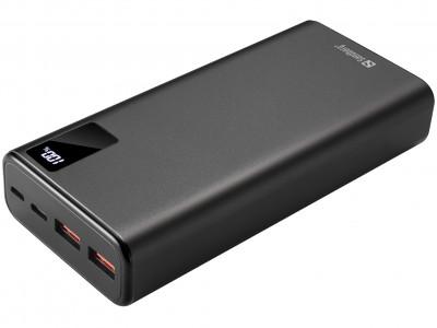 Sandberg Powerbank USB-C PD PowerDelivery 20W 20000mAh prenosna baterija