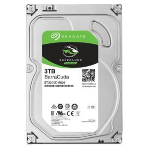 Seagate BarraCuda 3TB 3,5 SATA3 6GB/s 256MB 7200 obratov