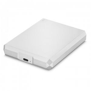LaCie 4TB Mobile Drive, zunanji disk USB-C, srebrn