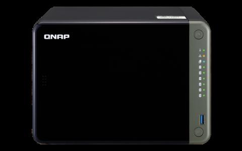 QNAP NAS TS-653D-8G za 6 diskov