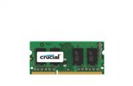 CRUCIAL 8GB DDR3L 1600 PC3-12800 CL11 SODIMM za prenosnike