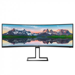 Philips 498P9 SuperWide ukrivljen monitor