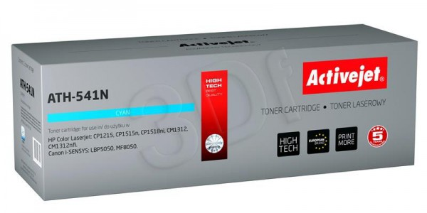 ActiveJet cyan toner HP 125A/CB541A Canon CRG-716C