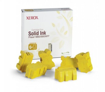Xerox Solid Ink Yellow 8860 14k