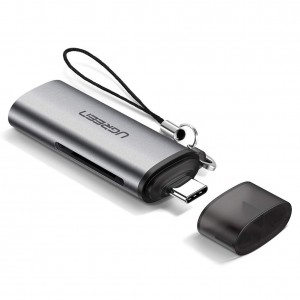 Ugreen USB-C OTG čitalec kartic TF/SD