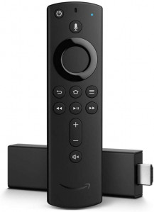 Amazon Fire TV Stick 4K, Alexa predvajalnik