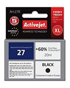 ActiveJet črno črnilo HP 27