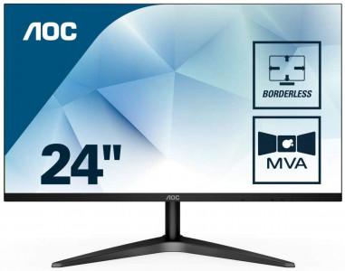 "AOC 24B1H 23,6"" MVA monitor"