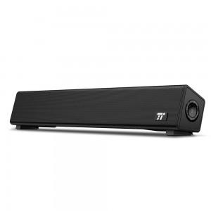 TaoTronics mini Soundbar za PC 16'' 10W črn TT-SK025
