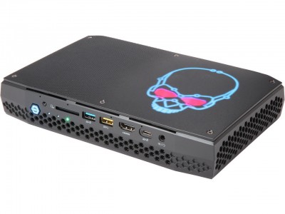Intel NUC kit i7 NUC8I7HNK računalnik z Radeon RX Vega grafiko