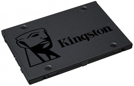 Kingston SSD disk 480GB SATA3 A400