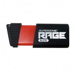 Patriot 512GB 400/300 MB/s Supersonic Rage Elite USB 3.1 spominski ključek