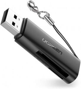 Ugreen Čitalec kartic SD/microSD USB 3.0