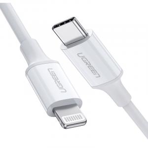 UGREEN USB-C na Lightning kabel 1,5m, Mfi certifikat