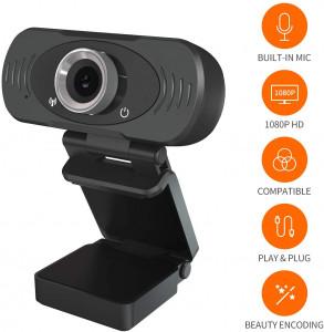 IMILAB spletna kamera Full HD + Darilo:pokrov za kamero