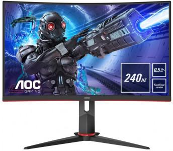 AOC C27G2ZU 27'' 240Hz ukrivljen gaming monitor