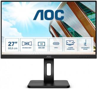 AOC 27P2C 27'' IPS monitor z USB-C priključkom