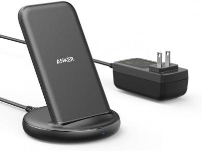 Anker PowerWave II Stand 15W brezžična polnilna postaja