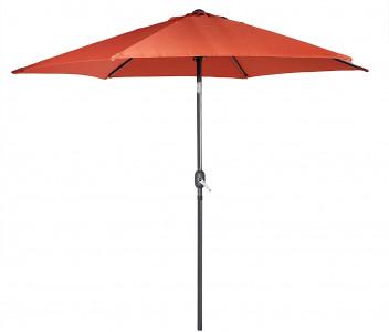 VonHaus 2,7M senčnik samostoječi UV30+ oranžen