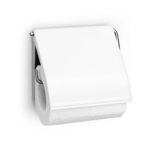 Brabantia držalo za toaletni papir Classic - bel