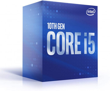 Intel Core i5 10500 BOX procesor