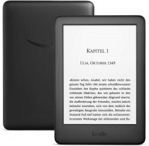 Amazon Kindle SP, 4 GB, WiFi, e-bralnik, črn