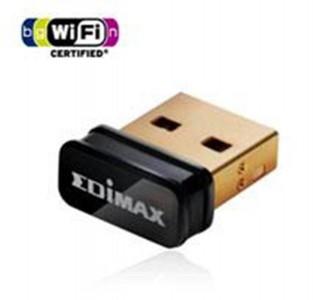 Edimax EW-7811UN brezžična mrežna kartica, 802.11b/g/n, 150Mpbs, nano USB