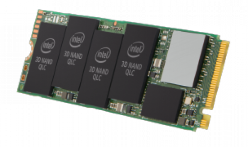 Intel SSD 665p Series 1TB NVMe M.2 disk