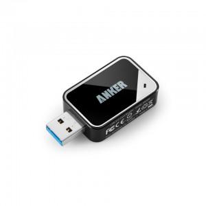 Anker USB 3.0 8in1 čitalec kartic