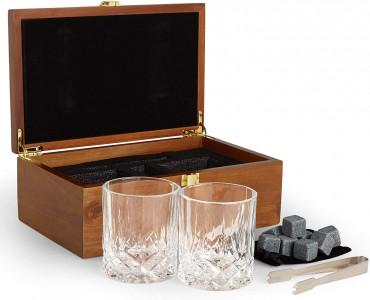 VonShef darilni set kozarcev za whiskey