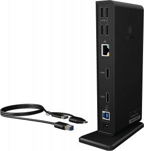 Icybox IB-DK2251AC Multi-Docking USB-C priklopna postaja