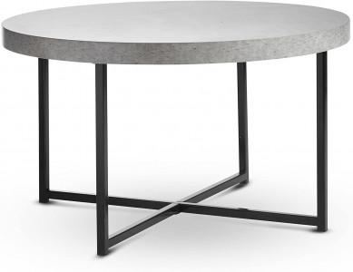 Vonhaus klubska miza 80x80x45cm