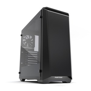 PHANTEKS ECLIPSE P400 Tempered Glass USB3 ATX črno&belo ohišje