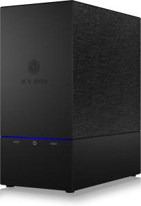 "Icybox IB-RD3621-C31 zunanje RAID ohišje za 2 diska 2.5"" ali 3.5"" SATA"