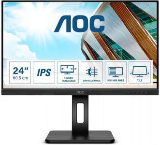 "AOC Q24P2Q 23,8"" IPS QHD monitor"