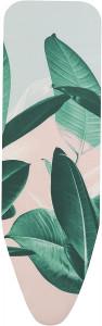 Brabantia prevleka in podloga za likalno desko B 124x38cm Tropical Leaves