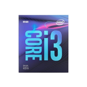Intel Core i3 9100F BOX procesor, Coffee Lake