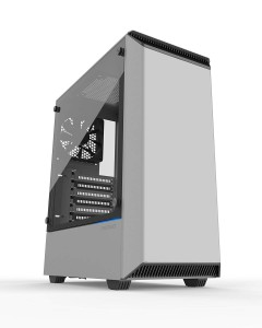 PHANTEKS ECLIPSE P300 TEMPERED GLASS USB3 ATX belo ohišje