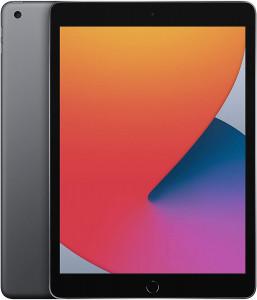 """Apple iPad 8 10.2"""" tablica, Wi-Fi, 128GB, SpaceGrey (MYLD2FD/A)"""