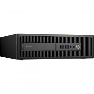 HP EliteDesk 800 G2 SFF i5-6500 8GB 256GB SSD Windows 10 Pro - obnovljen računalnik