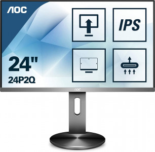 AOC 24P2Q 23,8'' IPS monitor