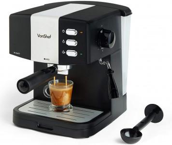 VonShef espresso kavni aparat 2000098